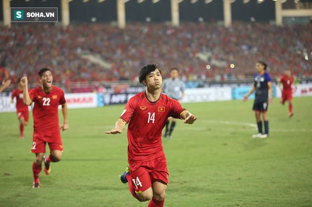 Việt Nam kết thúc năm 2018 đại thành công bằng chiến thắng ấn tượng trước Philippines - Ảnh 1.