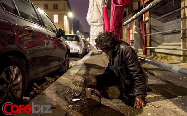 Tâm sự du học sinh Việt tại Pháp: Đi làm thêm, giấu chủ lấy thức ăn cho người vô gia cư, bị cướp, tôi đã hiểu muốn làm người tốt cũng khó lắm - Ảnh 3.