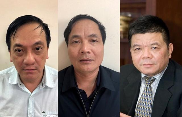 Bắt tạm giam cựu Phó tổng giám đốc Ngân hàng BIDV Đoàn Ánh Sáng - Ảnh 2.