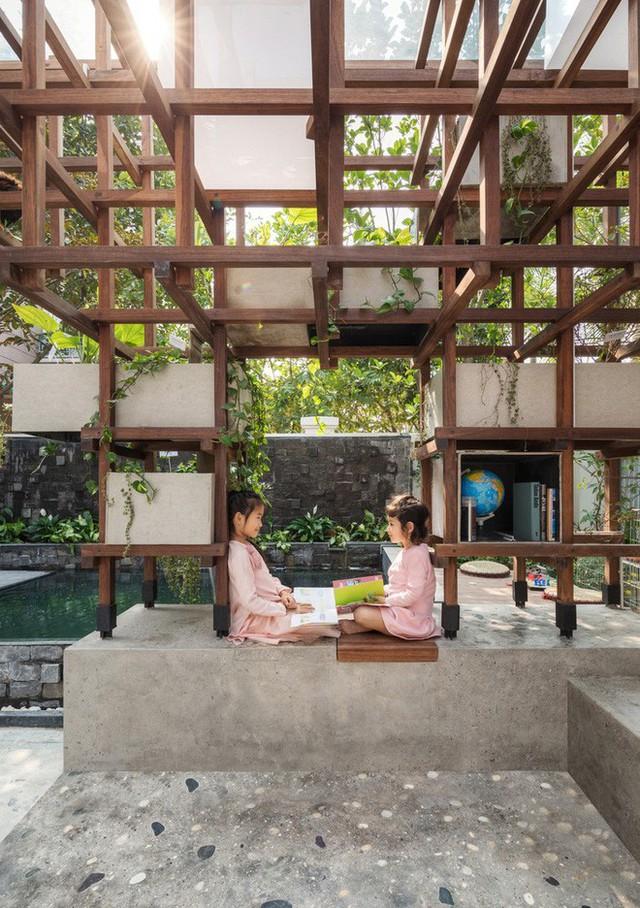 Công trình vườn - ao - chuồng của Hà Nội lên báo ngoại - Ảnh 2.
