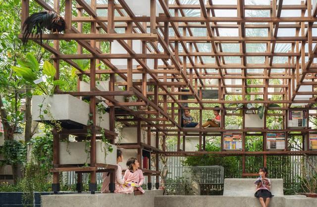 Công trình vườn - ao - chuồng của Hà Nội lên báo ngoại - Ảnh 3.