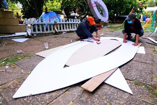 Ngắm 50 chú heo mập đáng yêu sắp được ra đường hoa Nguyễn Huệ đón Tết Kỷ Hợi 2019 - Ảnh 29.