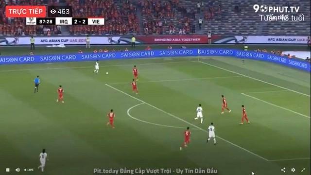 Nhiều tài khoản YouTube, Facebook và trang web lậu vi phạm bản quyền Asian Cup 2019 - Ảnh 3.