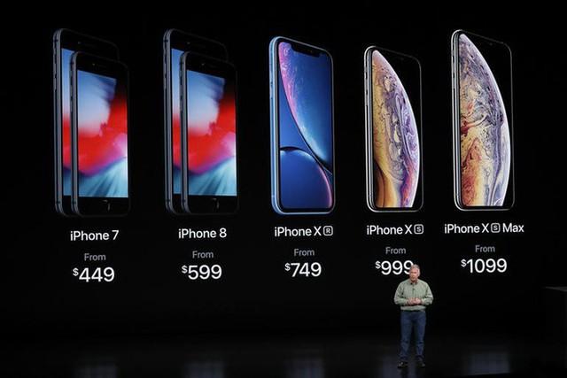 Ai cần phải lo lắng về thất bại của iPhone XS? Không phải Apple, mà là Huawei, Xiaomi, OPPO.... - Ảnh 1.