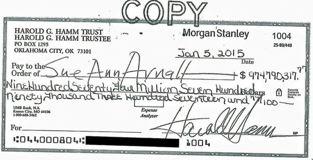 Không có thỏa thuận tiền hôn nhân, vị tỷ phú này đã mất trắng gần 1 tỷ USD khi ly dị - Ảnh 1.