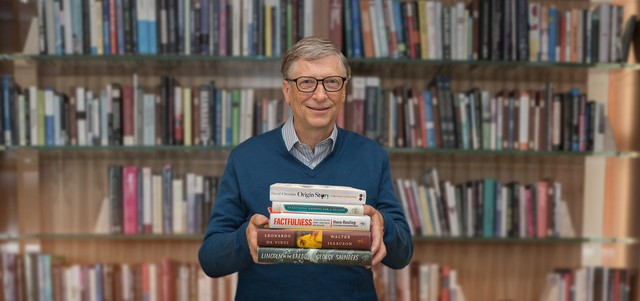 Tấm bưu thiếp tặng mẹ của Bill Gates hé lộ bí mật thành công của tỷ phú thế giới từ cậu học sinh cá biệt - Ảnh 1.