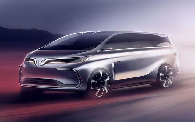 5 mẫu xe gia đình giá phổ thông có thể sẽ được VinFast giới thiệu trong thời gian tới - Ảnh 2.