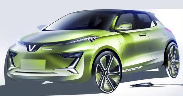 Chiêm ngưỡng trọn bộ 35 kiến trúc của 7 mẫu xe VinFast Pre sắp công bố - Ảnh 1.