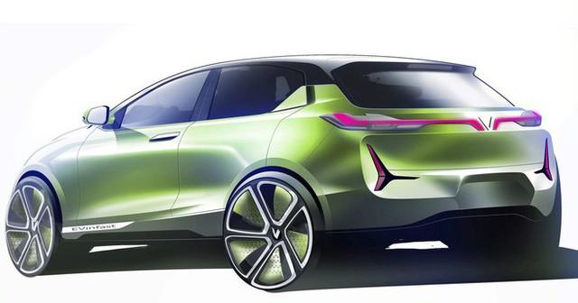 Chiêm ngưỡng trọn bộ 35 kiến trúc của 7 mẫu xe VinFast Pre sắp công bố - Ảnh 2.
