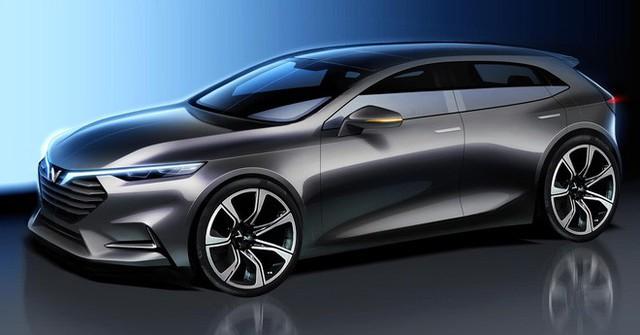 Chiêm ngưỡng trọn bộ 35 kiến trúc của 7 mẫu xe VinFast Pre sắp công bố - Ảnh 11.