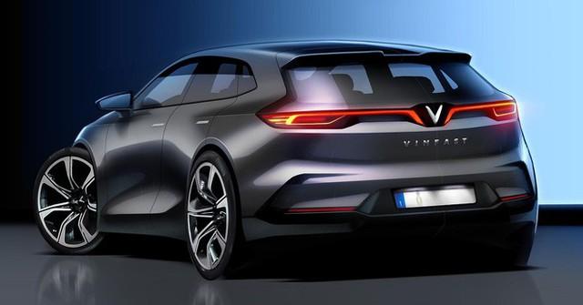 Chiêm ngưỡng trọn bộ 35 kiến trúc của 7 mẫu xe VinFast Pre sắp công bố - Ảnh 12.