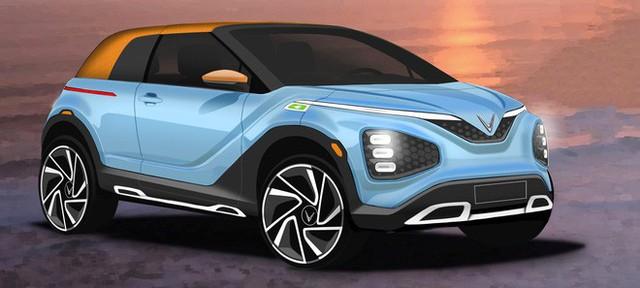 Chiêm ngưỡng trọn bộ 35 kiến trúc của 7 mẫu xe VinFast Pre sắp công bố - Ảnh 15.