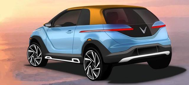 Chiêm ngưỡng trọn bộ 35 kiến trúc của 7 mẫu xe VinFast Pre sắp công bố - Ảnh 16.