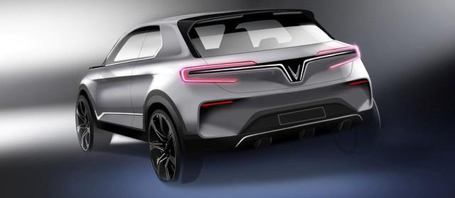 Chiêm ngưỡng trọn bộ 35 kiến trúc của 7 mẫu xe VinFast Pre sắp công bố - Ảnh 18.