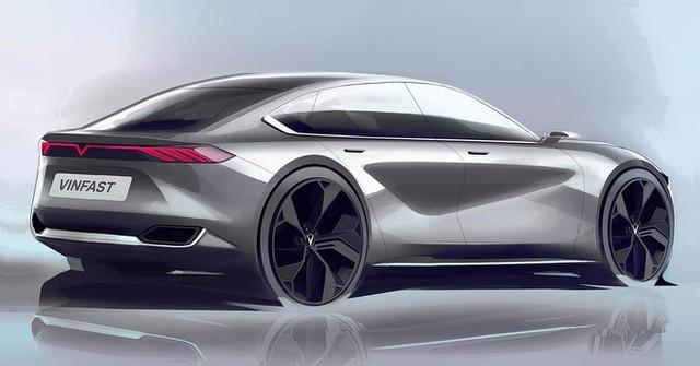Chiêm ngưỡng trọn bộ 35 kiến trúc của 7 mẫu xe VinFast Pre sắp công bố - Ảnh 22.