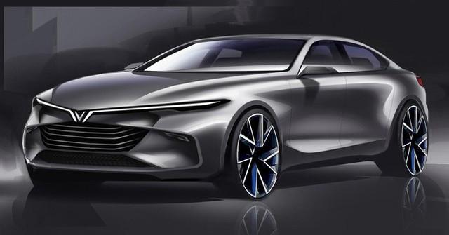 Chiêm ngưỡng trọn bộ 35 kiến trúc của 7 mẫu xe VinFast Pre sắp công bố - Ảnh 25.