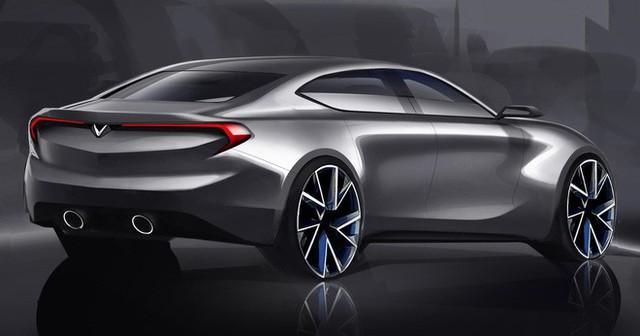 Chiêm ngưỡng trọn bộ 35 kiến trúc của 7 mẫu xe VinFast Pre sắp công bố - Ảnh 26.