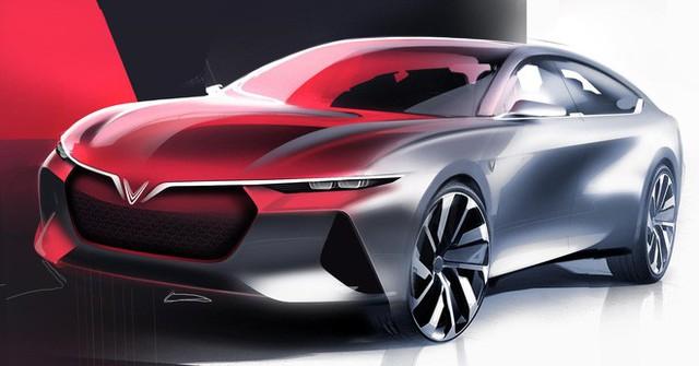 Chiêm ngưỡng trọn bộ 35 kiến trúc của 7 mẫu xe VinFast Pre sắp công bố - Ảnh 27.