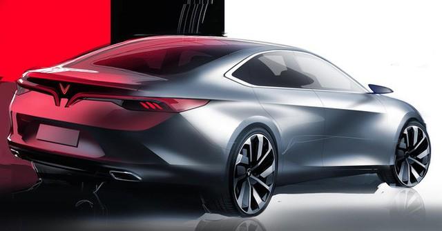 Chiêm ngưỡng trọn bộ 35 kiến trúc của 7 mẫu xe VinFast Pre sắp công bố - Ảnh 28.