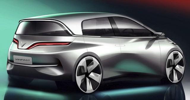 Chiêm ngưỡng trọn bộ 35 kiến trúc của 7 mẫu xe VinFast Pre sắp công bố - Ảnh 4.