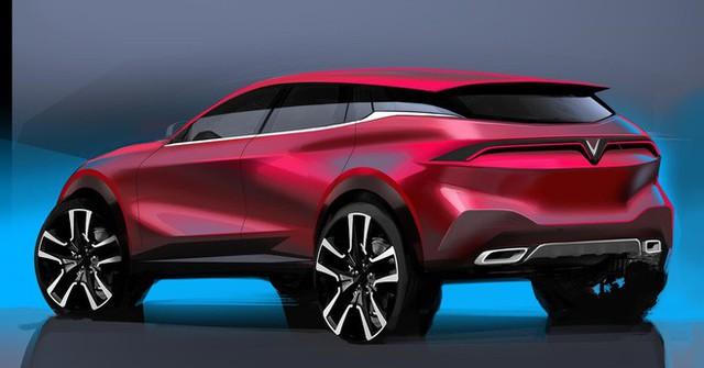 Chiêm ngưỡng trọn bộ 35 kiến trúc của 7 mẫu xe VinFast Pre sắp công bố - Ảnh 32.