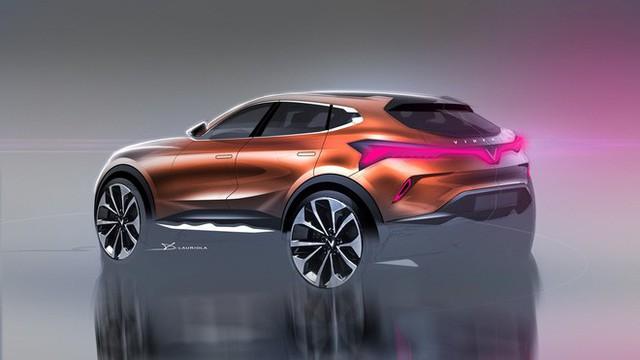 Chiêm ngưỡng trọn bộ 35 kiến trúc của 7 mẫu xe VinFast Pre sắp công bố - Ảnh 34.