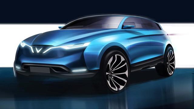 Chiêm ngưỡng trọn bộ 35 kiến trúc của 7 mẫu xe VinFast Pre sắp công bố - Ảnh 35.