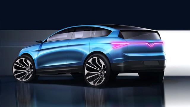 Chiêm ngưỡng trọn bộ 35 kiến trúc của 7 mẫu xe VinFast Pre sắp công bố - Ảnh 36.