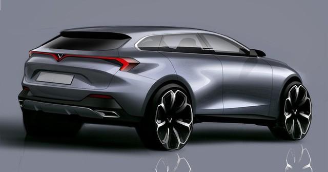 Chiêm ngưỡng trọn bộ 35 kiến trúc của 7 mẫu xe VinFast Pre sắp công bố - Ảnh 38.