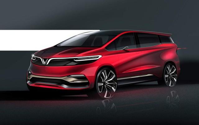 5 mẫu xe gia đình giá phổ thông có thể sẽ được VinFast giới thiệu trong thời gian tới - Ảnh 5.