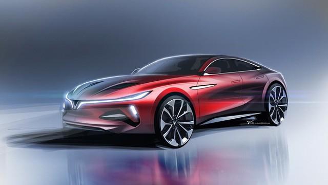 Chiêm ngưỡng trọn bộ 35 kiến trúc của 7 mẫu xe VinFast Pre sắp công bố - Ảnh 41.
