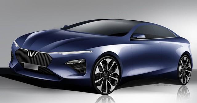 Chiêm ngưỡng trọn bộ 35 kiến trúc của 7 mẫu xe VinFast Pre sắp công bố - Ảnh 47.