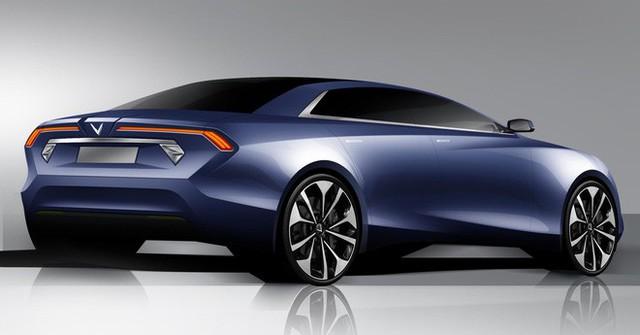 Chiêm ngưỡng trọn bộ 35 kiến trúc của 7 mẫu xe VinFast Pre sắp công bố - Ảnh 48.