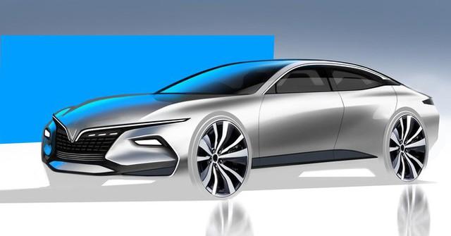 Chiêm ngưỡng trọn bộ 35 kiến trúc của 7 mẫu xe VinFast Pre sắp công bố - Ảnh 49.