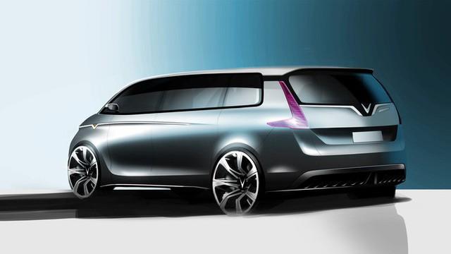 5 mẫu xe gia đình giá phổ thông có thể sẽ được VinFast giới thiệu trong thời gian tới - Ảnh 6.