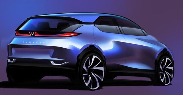 Chiêm ngưỡng trọn bộ 35 kiến trúc của 7 mẫu xe VinFast Pre sắp công bố - Ảnh 6.