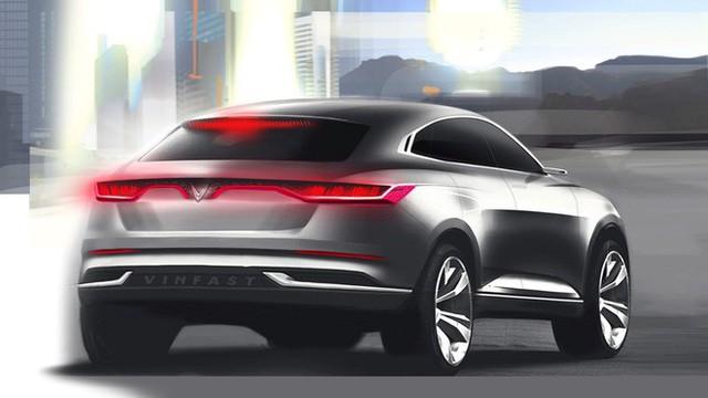 Chiêm ngưỡng trọn bộ 35 kiến trúc của 7 mẫu xe VinFast Pre sắp công bố - Ảnh 52.