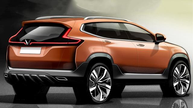 Chiêm ngưỡng trọn bộ 35 kiến trúc của 7 mẫu xe VinFast Pre sắp công bố - Ảnh 58.
