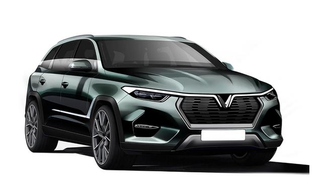 Chiêm ngưỡng trọn bộ 35 kiến trúc của 7 mẫu xe VinFast Pre sắp công bố - Ảnh 59.