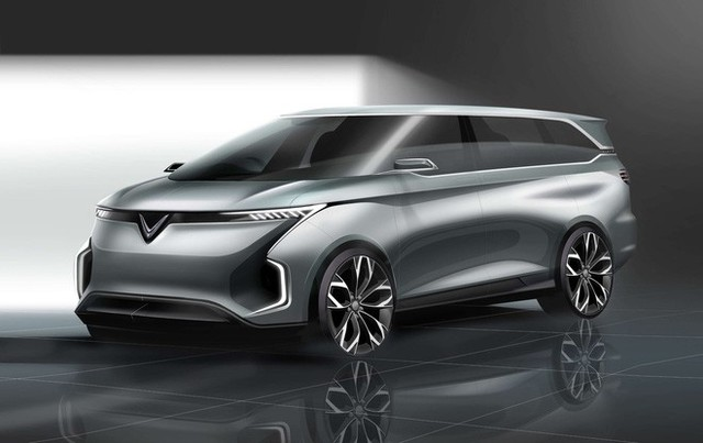 Chiêm ngưỡng trọn bộ 35 kiến trúc của 7 mẫu xe VinFast Pre sắp công bố - Ảnh 61.