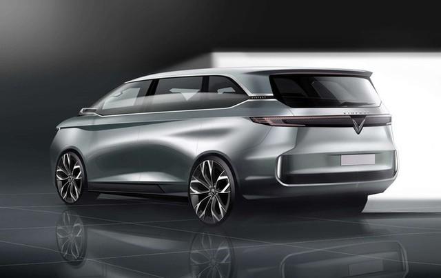 Chiêm ngưỡng trọn bộ 35 kiến trúc của 7 mẫu xe VinFast Pre sắp công bố - Ảnh 62.