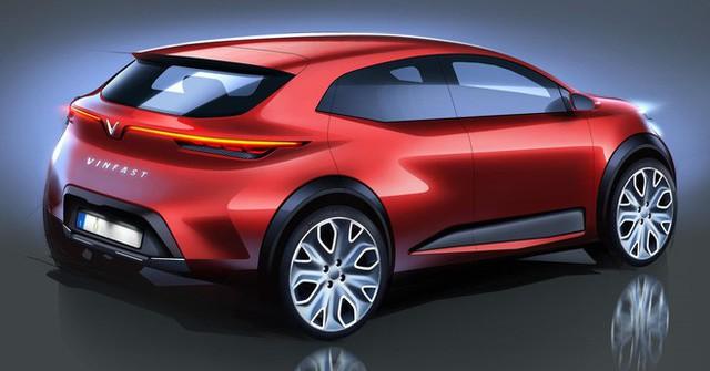 Chiêm ngưỡng trọn bộ 35 kiến trúc của 7 mẫu xe VinFast Pre sắp công bố - Ảnh 8.