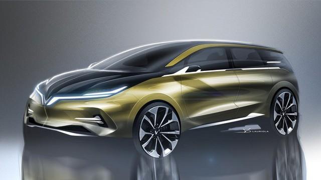5 mẫu xe gia đình giá phổ thông có thể sẽ được VinFast giới thiệu trong thời gian tới - Ảnh 9.