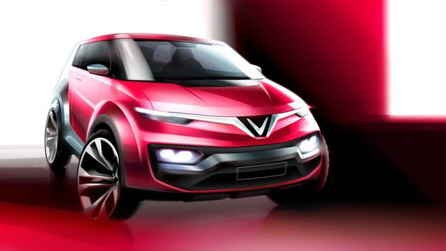 Chiêm ngưỡng trọn bộ 35 kiến trúc của 7 mẫu xe VinFast Pre sắp công bố - Ảnh 9.