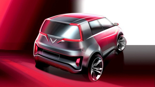 Chiêm ngưỡng trọn bộ 35 kiến trúc của 7 mẫu xe VinFast Pre sắp công bố - Ảnh 10.