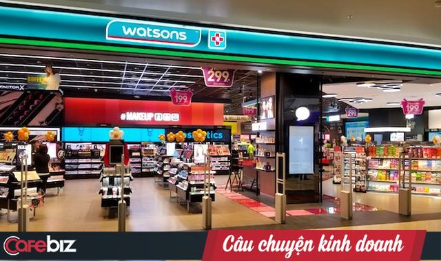 Chuỗi bán lẻ Watson của tỷ phú Lý Gia Thành đổ bộ Việt Nam - Ảnh 2.