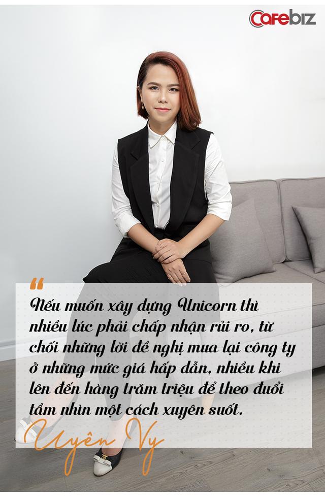 """Cựu """"nữ tướng"""" Adayroi Lê Hoàng Uyên Vy: Indonesia, Malaysia, Singapore đã có nhiều startup tỷ đô, vì sao Việt Nam nhiều người tài nhưng 10 năm nay không có nổi một Unicorn? - Ảnh 3."""