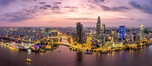 Hà Nội và Tp. HCM lọt top 10 thành thị năng động nhất địa cầu năm 2019 - Ảnh 1.