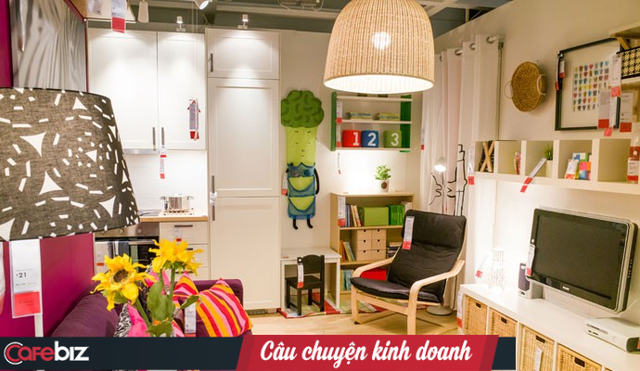 Triết lý kinh doanh năm 17 tuổi giúp ông chủ IKEA lôi kéo được hàng triệu người đến mua hàng mỗi năm - Ảnh 1.