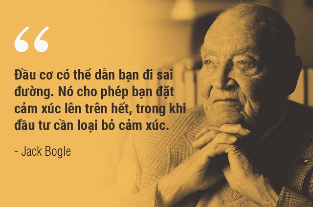 Những lời khuyên đầu tư của bố già phố Wall John Bogle - Ảnh 3.